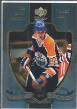 Wayne Gretzky  99/00 UD Retro / Canadian McDonalds  The Great Career - Insert