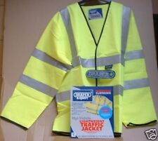 DRAPER Hi-Vis Traffic Jacket (sleeves) Size X-Large