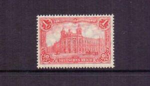 GERMANY 1905 1m 26x17 SG93A LMM CAT £110