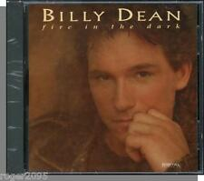 Billy Dean - Fire in the Dark - New 1993 Liberty Country CD!