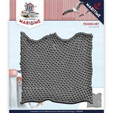Amy diseño de corte Die-Maritime Red De Pesca ADD10101