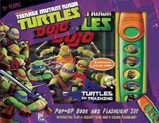 Nickelodeon Teenage Ninja Turtles Dojo (Turtles In Training (Pop-Up Book and Fla