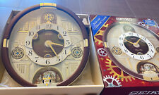 Seiko Clock Special Collector's Editions Made With Swarovski Crystals 30 Melodie