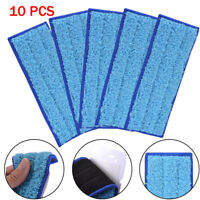 10x Reusable Wet Mopping Mop Pad Floor Sweeper for iRobot Braava Jet 240 HS1034