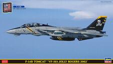 Hasegawa SP454 F-14B Tomcat VF-103 Jolly Rogers 2002 1:72