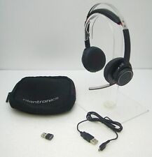 Plantronics Voyager Focus UC B825 Bluetooth Noise Cancelling Headset Headphones