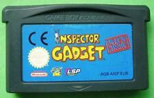 ★☆☆ Gameboy Advance - Inspector Gadget ☆☆★