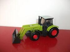 (17.5.15.8) tracteur Claas Ares 697 ATZ SIKU 1008 6.5cm de long 1/72