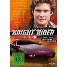 KNIGHT RIDER-SEASON 4 - 6 DVD NEUWARE DAVID HASSELHOFF,PATRICIA MCPHERSON