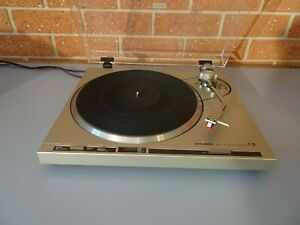 Pioneer PL-200 Turntable Direct Drive with Stobe
