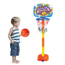 Royal Toddler Children Kid Basketball Hoop System Toy Indoor Outdoor Play Kit