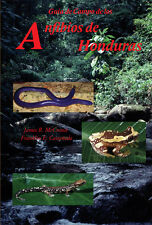 Guía de Campo de los Anfibios de Honduras by McCranie & Castaneda 2006