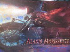 Alanis Morissette Poster Greek Theatre Bgp146 Original Bill Graham Randy Chavez