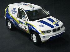 Solido BMW X5 Rallye X-Raid 2004 1:18 #207 Alphand / Magne Dakar (MCC)