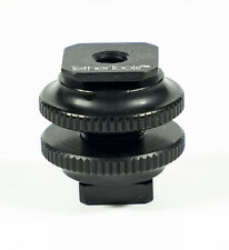 Tether Tools Rock Solid Hot Shoe 1/4″-20 Adapter