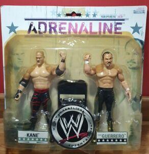 WWE Adrenaline Series 33 Guerrero and KANE