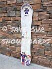 🍻 NOS Lib Tech x PBR Pabst Blue Ribbon beer PROMO snowboard 156