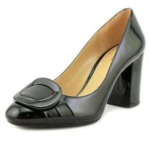 NIB - Michael Kors Womens Pauline Classic Pump Leather Closed Toe - Size 9