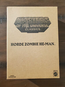 Masters Of The Universe Classics 2019 Power-Con Exclusive Horde Zombie He-Man