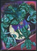1994 Flair Marvel Annual Trading Card #111 Hulk 2099