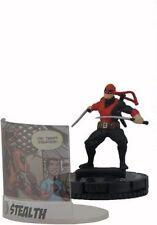 HEROCLIX DEADPOOL & X-FORCE - #067 Pulp Deadpool  *Chase*