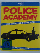 Police Academy 1, 2, 3, 4, 5, 6, 7 Sammlung Moskau Bubba Smith, Steve Guttenberg