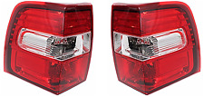 Fits 07-14  Expedition Tail Lamp / Light Right & Left Set Lens And Housing
