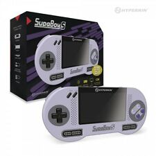Hyperkin SUPABOY S Portable Pocket SNES Console *BRAND NEW* FACTORY SEALED*