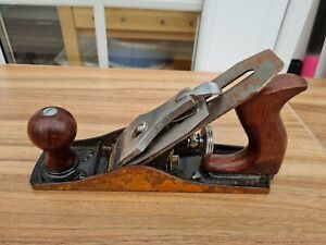 Clarke No 4 smoothing plane.