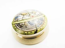 VINTAGE OPTIMAGO CHARTWEIGHT ADMIRALITY NAVAL VESEL PAPERWEIGHT ** STAFFORDSHIRE