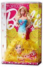 BARBIE Pop Icon Superstar Barbie Doll 2010  NRFB  Pink Label