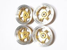 kyosho vintage optima 2016 javelin salute alloy 3 piece two tone A type gold new