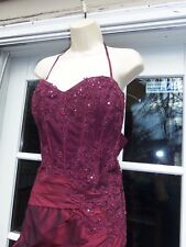 $825 RINA DI MONTELLA 1831 dress. Jovani, Sherri Hill, Mac Duggal style.