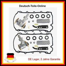 4.2L Audi VW V8 S6 RS6 S8 Nockenwellenversteller Spanner Kettenspanner Satz Kits