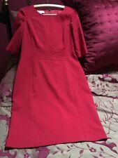 HOBBS crepe Dress Size 14 BNWOT