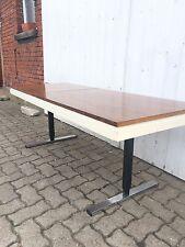70er Jahre Wohnzimmertisch, Tisch, ausziehbar und höhenverstellbar ! Palisander