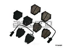 Akebono Euro Disc Brake Pad fits 2002-2005 Volkswagen Passat  WD EXPRESS