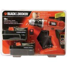 "BLACK+DECKER GCO18SB-2 18V NiCd 3/8""  Cordless Drill/Driver"