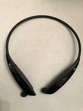 New listing Genuine Lg Tone Ultra Hbs-810 Wireless Bluetooth Stereo Headset - Black used