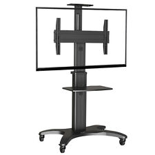 """TV Mobile Stand - AVF1500-60-1P - Height-adjustable - 40""""-60"""" & up to 45kg"""