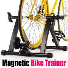 Soporte Portatil Para Bicicleta de Entrenamiento con Resistencia Magnetica