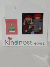 Kindness Elves Authentic Imagination Tree openen box, 2 elves & a small letter