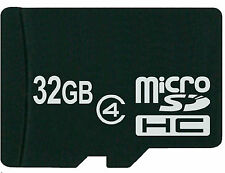 32 GB MicroSDHC Class 4 memoria compatibile con Samsung Galaxy Tab s2 8.0, LTE