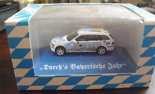 Herpa HO 1/87 Bayern Edition 1999 Durch's Jahr BMW NIP