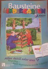 Bausteine Kindergarten 3/2004