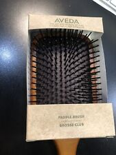 New in Box AVEDA Large wooden paddle brush, detangles hair and stimulates scalp