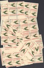 {BJ Stamps} US 1276   Christmas Angel.   MNH 100 5 cent stamps.  Issued  in 1965