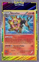 Némélios Holo - XY4:Vigueur Spectrale - 12/119 - Carte Pokemon Neuve Française