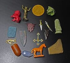 "lot 17 INDIANA JONES Raiders of the Lost Ark 3.75"" Figure's Accessories treasure"