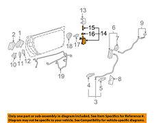 GM OEM-Door Hinge-Lower Left 20982042